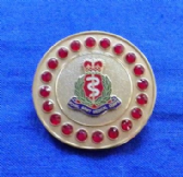 ROYAL ARMY MEDICAL CORPS ( RAMC ) BROACH / BROOCH (GRS)